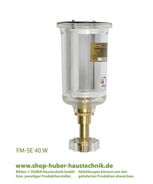 Warmwasser Serviceeinheit mit Tasse und Bürste für permaster ® DN 40 / 50