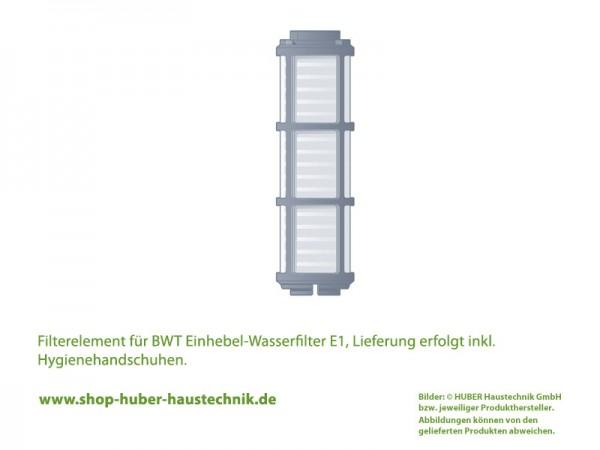 DOPPELPACKUNG Filterelemente für Hauswasserfilter E1 von BWT