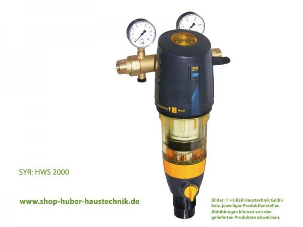 SYR Hauswasserstation 2000 Plus