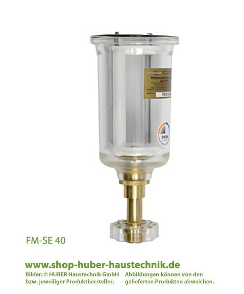 Kaltwasser Serviceeinheit mit Tasse und Bürste für permaster ® DN 40 / 50