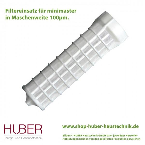 Filtereinsatz FW-K für minimaster