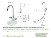 Permaquell 3-Wege-Armatur PT-PQ 175