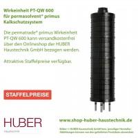 Wirkeinheit PT-QW 600 für permasolvent® primus Kalkschutzsystem