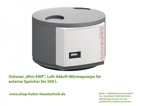 Ochsner Mini IWPL Warmwasser Wärmepumpe Europa