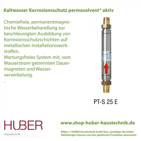Kaltwasser Korrosionsschutz permasolvent® aktiv