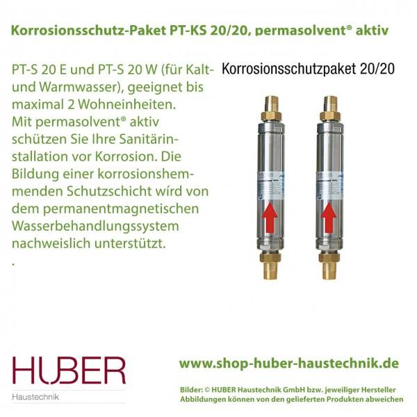 Korrosionsschutz-Paket PT-KS 20/20, permasolvent® aktiv