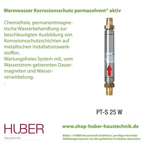 Warmwasser Korrosionsschutz permasolvent® aktiv